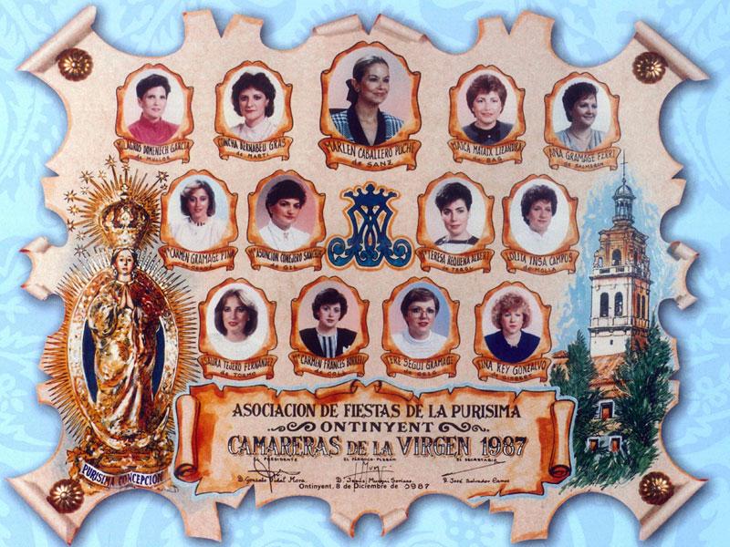 Camareres 1987
