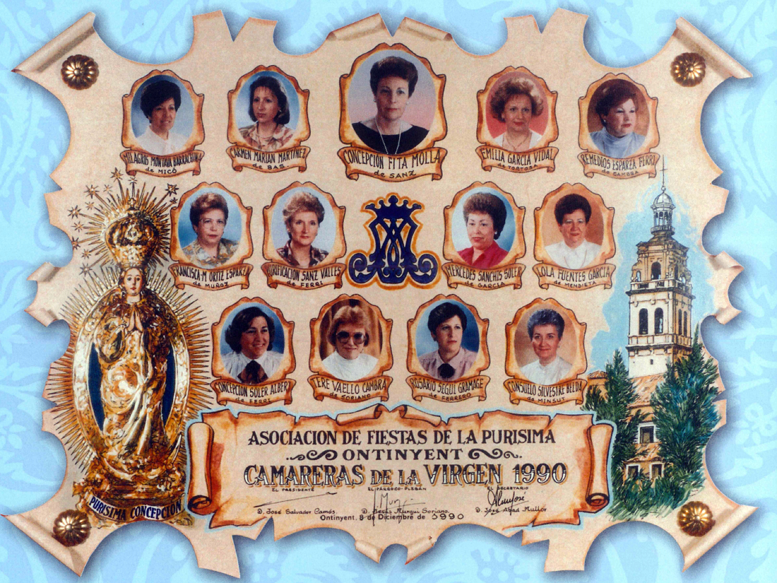 Camareres 1990