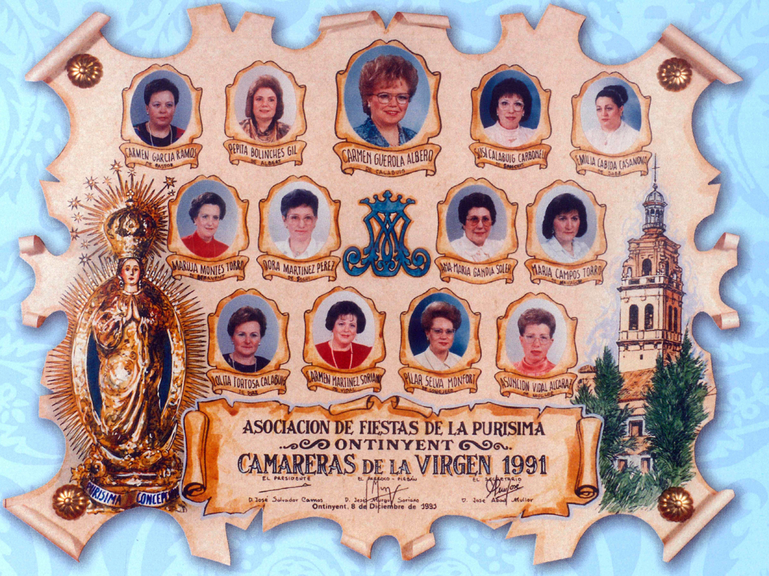 Camareres 1991