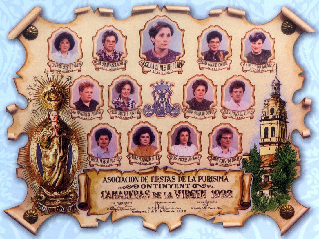 Camareres 1992