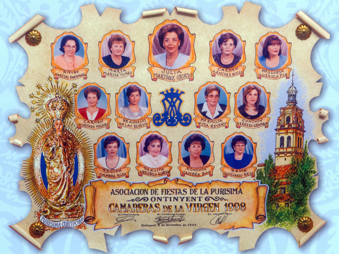 Camareres 1998