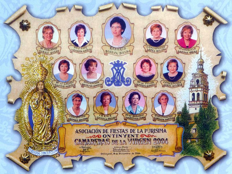 Camareres 2004