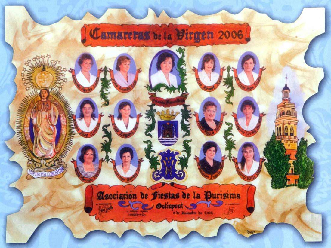 Camareres 2006