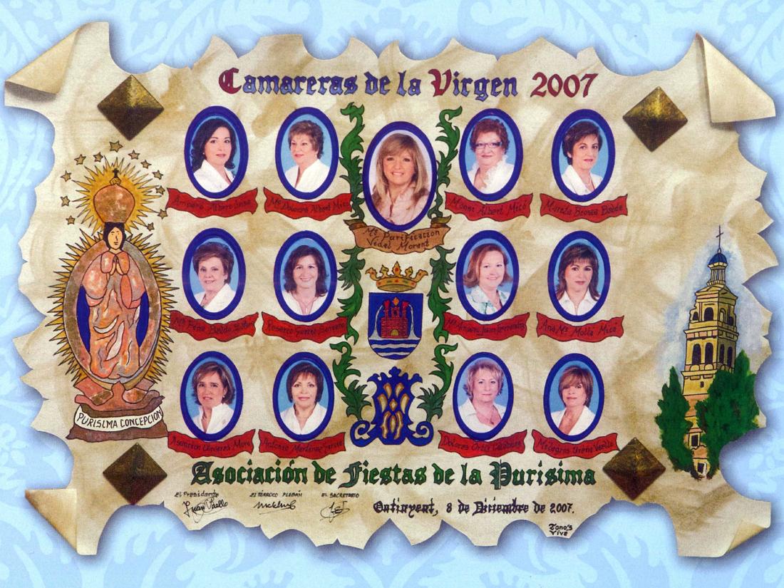 Camareres 2007