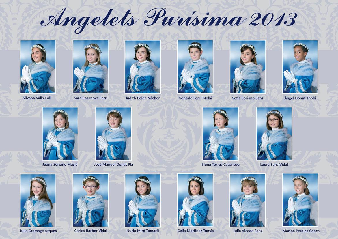 Angelets 2013
