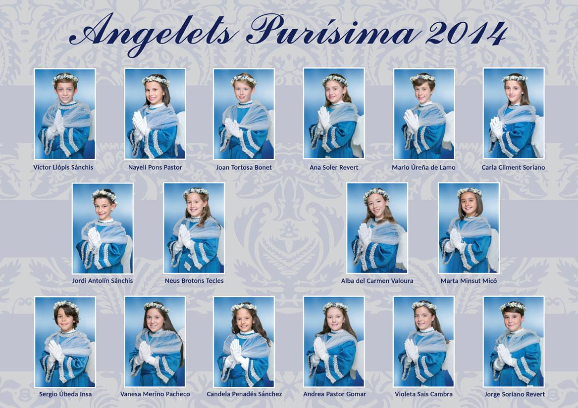 Angelets 2014