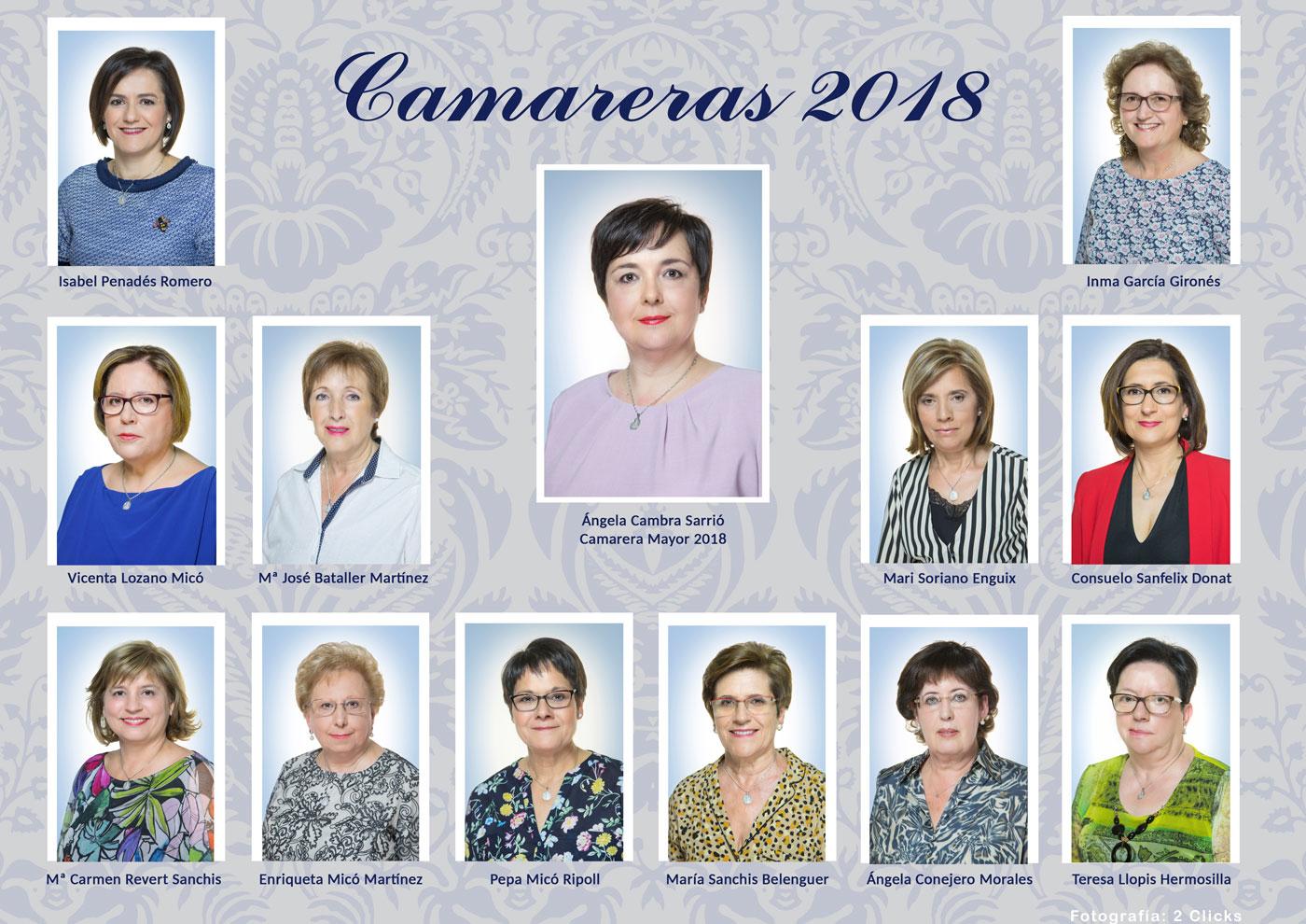 Camareres 2018