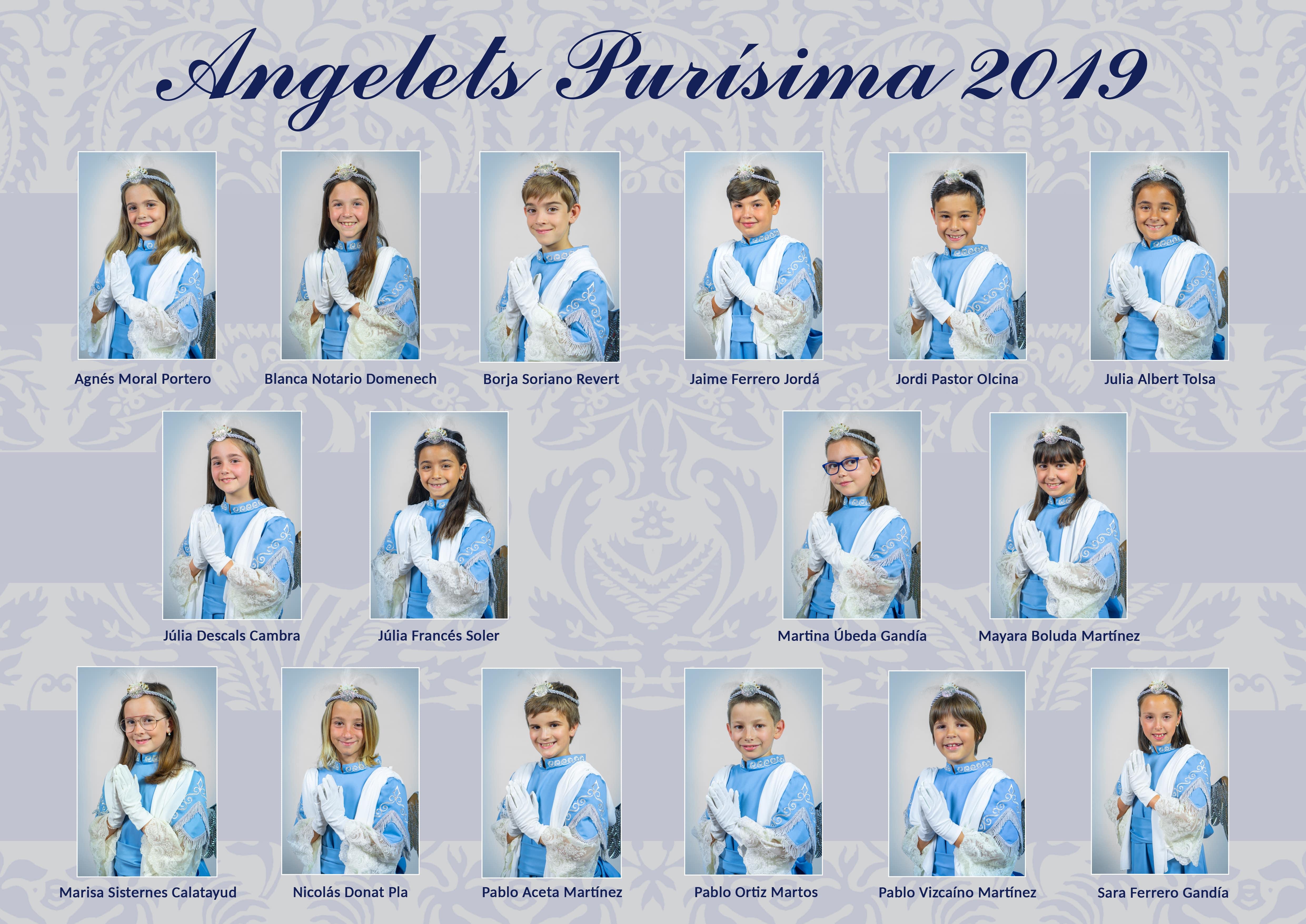 Angelets 2019