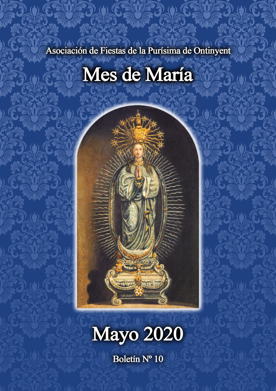 Boletín Mes de María 2020