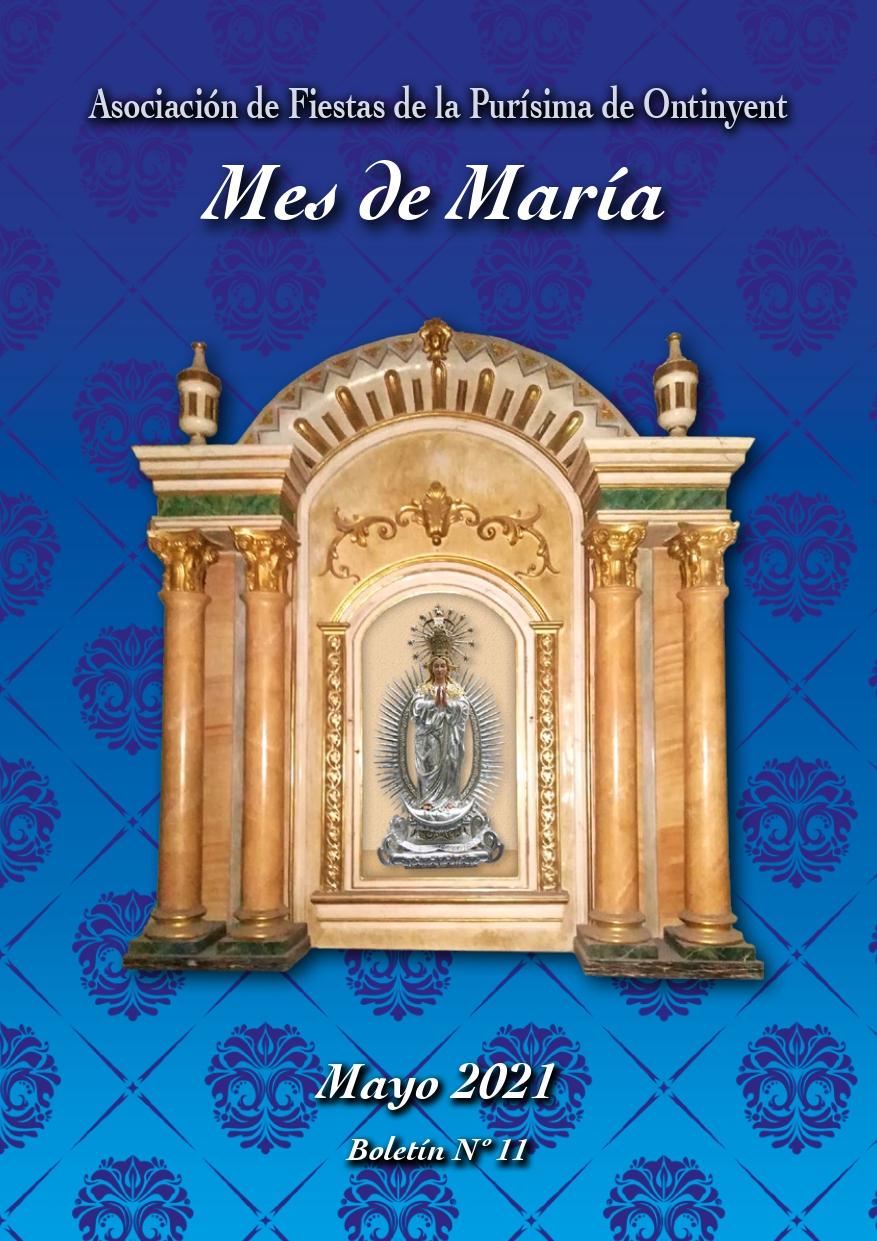 Boletín Mes de María 2021